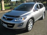 2010 Mazda CX-9 TB10A4 MY11 Classic Grey 6 Speed Sports Automatic Wagon Enfield Port Adelaide Area Preview