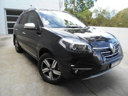 2013 Renault Koleos H45 Phase III Bose Black 1 Speed Constant Variable Wagon Berwick Casey Area Preview