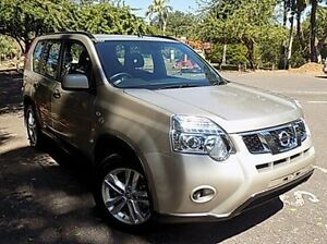 2013 Nissan X-Trail T31 Series V ST 2WD Twilight 1 Speed Constant Variable Wagon Stuart Park Darwin City Preview