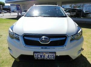 2015 Subaru XV G4-X MY15 2.0i-L Lineartronic AWD White 6 Speed Constant Variable Wagon Victoria Park Victoria Park Area Preview