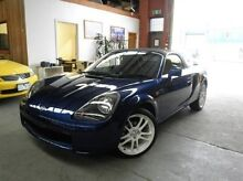 2000 Toyota Mr2  Blue Manual Convertible Heidelberg Heights Banyule Area Preview