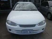 2002 Mitsubishi Lancer  White Automatic Coupe Bayswater Bayswater Area Preview
