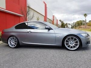 2010 BMW 320D E92 MY10 Steptronic Grey 6 Speed Sports Automatic Coupe Cannington Canning Area Preview