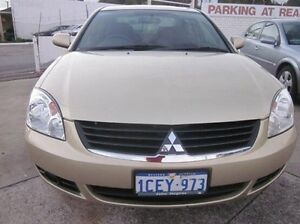 2005 Mitsubishi 380 DB Limited Edition Gold 5 Speed Sports Automatic Sedan Bayswater Bayswater Area Preview