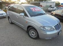 2008 Ssangyong Stavic  Silver Sports Automatic Wagon Hastings Mornington Peninsula Preview