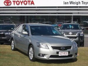 2010 Toyota Aurion GSV40R MY10 Touring Silver 6 Speed Sports Automatic Sedan Rockhampton Rockhampton City Preview