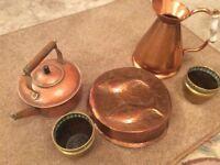 Antique Copperware