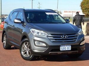2013 Hyundai Santa Fe DM MY14 Active Silver 6 Speed Sports Automatic Wagon Spearwood Cockburn Area Preview