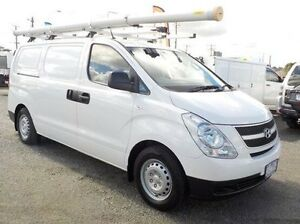 2013 Hyundai iLOAD White Manual Van Pakenham Cardinia Area Preview