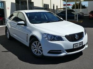 2015 Holden Commodore VF MY15 Evoke White 6 Speed Sports Automatic Sedan Green Fields Salisbury Area Preview