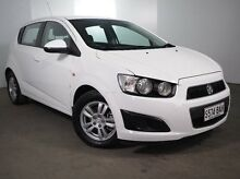 2013 Holden Barina TM MY14 CD White 6 Speed Automatic Hatchback Mount Gambier Grant Area Preview
