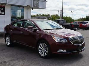 2014 Buick LaCrosse Leather Peterborough Peterborough Area image 10