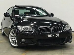 2011 BMW 325I E92 MY0911 Steptronic Black 6 Speed Sports Automatic Coupe Brooklyn Brimbank Area Preview