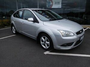 2007 Ford Focus LS LX Silver 4 Speed Sports Automatic Hatchback Traralgon Latrobe Valley Preview
