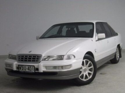 1998 Holden Statesman VS III White 4 Speed Automatic Sedan Mount Gambier Grant Area Preview