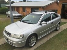2001 Holden Astra  Silver Automatic Hatchback East Kempsey Kempsey Area Preview
