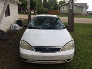 Project car Ford Focus
