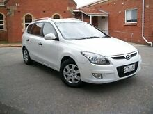 2010 Hyundai i30  White Automatic Wagon Nailsworth Prospect Area Preview