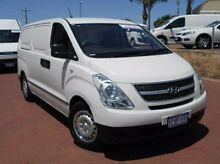 2010 Hyundai iLOAD TQ-V White 5 Speed Manual Van Spearwood Cockburn Area Preview