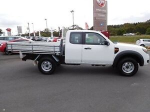 2011 Ford Ranger PK XLT Super Cab White 5 Speed Manual Utility Traralgon Latrobe Valley Preview