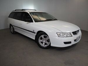 2004 Holden Commodore VY II Executive White 4 Speed Automatic Wagon Mount Gambier Grant Area Preview