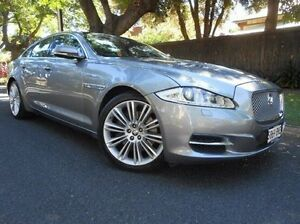 2010 Jaguar XJ X351 Premium SWB Luxury Silver 6 Speed Sports Automatic Sedan Prospect Prospect Area Preview