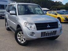 2014 Mitsubishi Pajero NW MY14 GLX-R Silver 5 Speed Sports Automatic Wagon Caloundra West Caloundra Area Preview