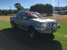2008 Nissan Navara D22 MY2008 ST-R Silver 5 Speed Manual Utility Taminda Tamworth City Preview