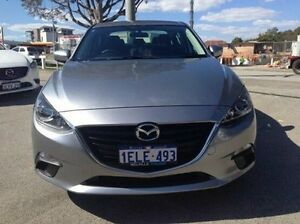 2014 Mazda 3 BM5278 Neo SKYACTIV-Drive Silver 6 Speed Sports Automatic Sedan Melville Melville Area Preview