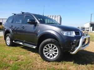 2012 Mitsubishi Challenger PB (KH) MY12 LS Brown 5 Speed Sports Automatic Wagon Singleton Singleton Area Preview