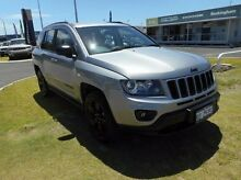 2014 Jeep Compass MK MY14 Silver 6 Speed Constant Variable Wagon East Rockingham Rockingham Area Preview