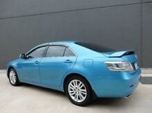 2011 Toyota Aurion GSV40R MY10 Touring Blue 6 Speed Sports Automatic Sedan Braeside Kingston Area Preview