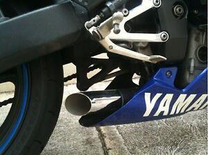 2000 Yamaha R1 SHORTY YORK Moto Gp Stubby Exhaust ON SALE (NEW) FITS 98-03