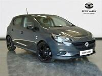 2016 VAUXHALL CORSA HATCHBACK SPECIAL EDS