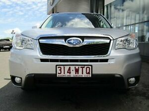 2014 Subaru Forester S4 MY14 2.0D-L AWD Silver 6 Speed Manual Wagon Earlville Cairns City Preview