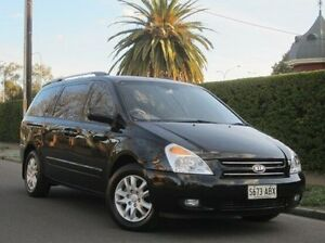 2008 Kia Grand Carnival VQ Premium Black 5 Speed Sports Automatic Wagon Thorngate Prospect Area Preview