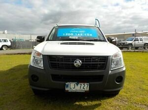 2008 Holden Rodeo White Manual Utility Pakenham Cardinia Area Preview