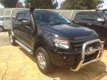 2012 Ford Ranger  Black Greenacre Bankstown Area Preview