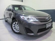 2012 Toyota Camry ASV50R Altise Grey 6 Speed Sports Automatic Sedan Windsor Gardens Port Adelaide Area Preview