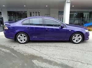 2009 Ford Falcon FG XR6 Purple 6 Speed Sports Automatic Sedan Traralgon Latrobe Valley Preview