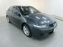 2007 Honda Accord Euro CL MY2007 Tourer Grey 6 Speed Manual Sedan Glebe Hobart City Preview