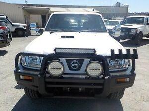 2004 Nissan Patrol White Automatic Wagon Pakenham Cardinia Area Preview
