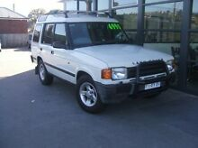 1998 Land Rover Discovery S White 4 Speed Automatic Wagon Launceston Launceston Area Preview