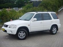 1999 Honda CR-V Sport 4WD White 4 Speed Automatic Wagon Windsor Hawkesbury Area Preview