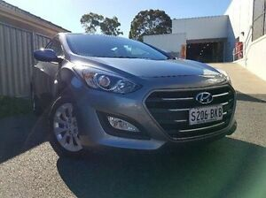 2015 Hyundai i30 GD3 Series II MY16 Active Grey 6 Speed Sports Automatic Hatchback Old Reynella Morphett Vale Area Preview