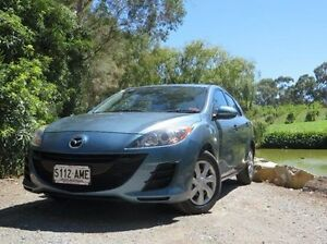 2011 Mazda 3 BL10F2 Neo Activematic Blue 5 Speed Sports Automatic Hatchback Christies Beach Morphett Vale Area Preview
