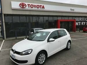 2012 Volkswagen Golf VII 90TSI Comfortline White 6 Speed Manual Hatchback Mornington Mornington Peninsula Preview