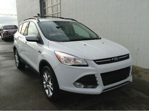 2013 FORD ESCAPE 4WD SE 202A; Heated Front Seats, SYNC, Fog Lamp