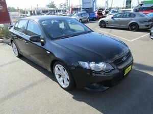 2012 Ford Falcon FG MkII XR6 Black 6 Speed Sports Automatic Sedan Cardiff Lake Macquarie Area Preview