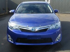 2012 Toyota Camry AVV50R Hybrid HL Blue 1 Speed Constant Variable Sedan Mount Gambier Grant Area Preview